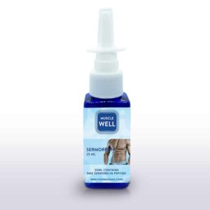 Muscle Build Wellbeing Nasal Spray